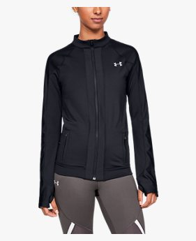 Women's ColdGear® Run Storm Jacket