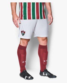 Shorts de Futebol Fluminense Masculino Under Armour Oficial