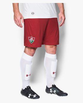 Shorts de Futebol Masculino Under Armour Fluminense FC Oficial