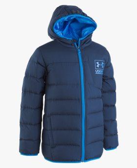 보이즈 UA 스웜다운 후디드 재킷