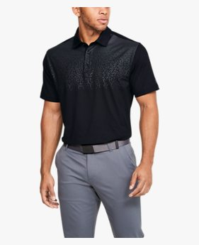 Men's UA Playoff Graphic Polo