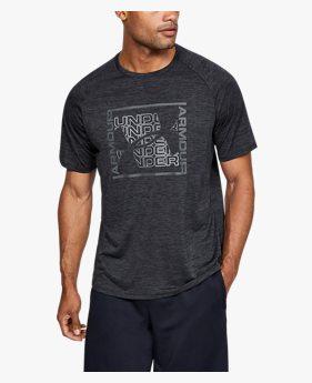 Men's UA Tech™ Graphic Short Sleeve T-Shirt