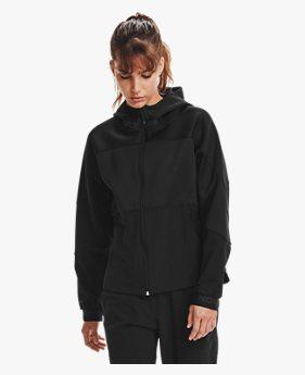 여성 UA RUSH™ 스웨킷 풀집