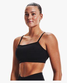 Women's UA RUSH™ Low Sports Bra