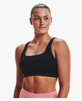 여성 UA RUSH™ 미드 스포츠 브라
