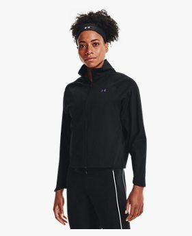 여성 UA RUSH™ ColdGear® 코어 재킷