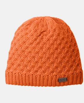 Women's UA Coffee Run Beanie