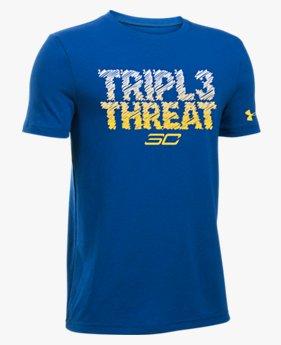 보이즈 SC30 트리플3 트리트 티셔츠
