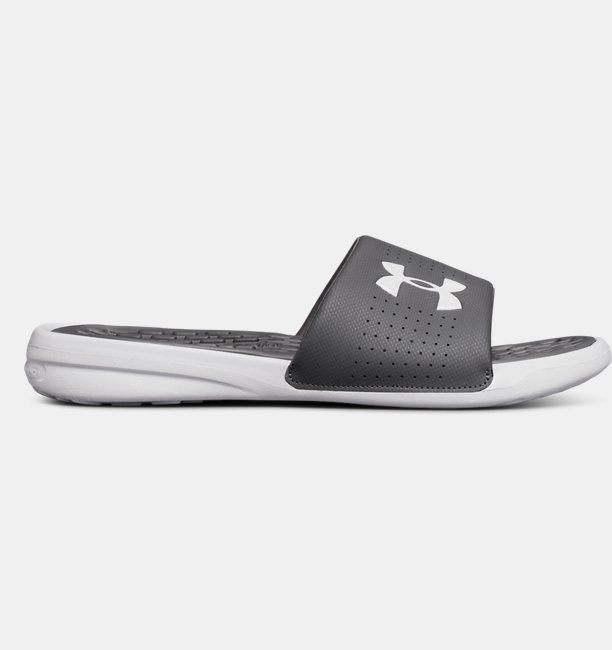 ca54e6b21a74cb Under Armour Herenslippers UA Playmaker Fixed Strap