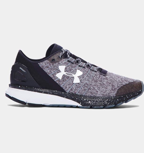 Womens Ua W Charged Bandit 2 Training Shoes, Purple Under Armour