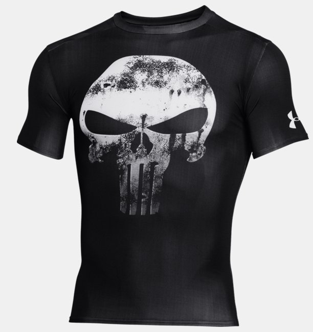 T- shirt Compression Punisher
