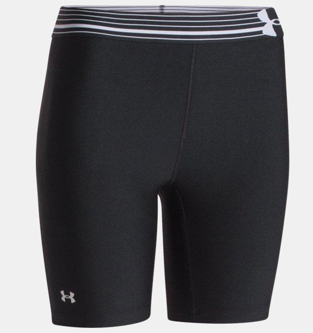 Womens UA HeatGear® Armour 18cm Short