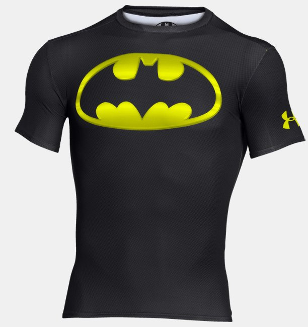 a64b1d0820260 Men's Under Armour® Alter Ego Batman Compression Shirt | Under Armour MY