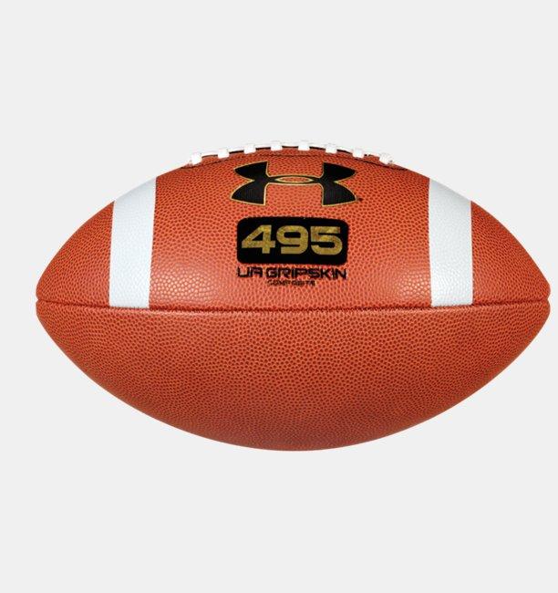 Bola de Futebol Americano UA Gripskin 495 Composite