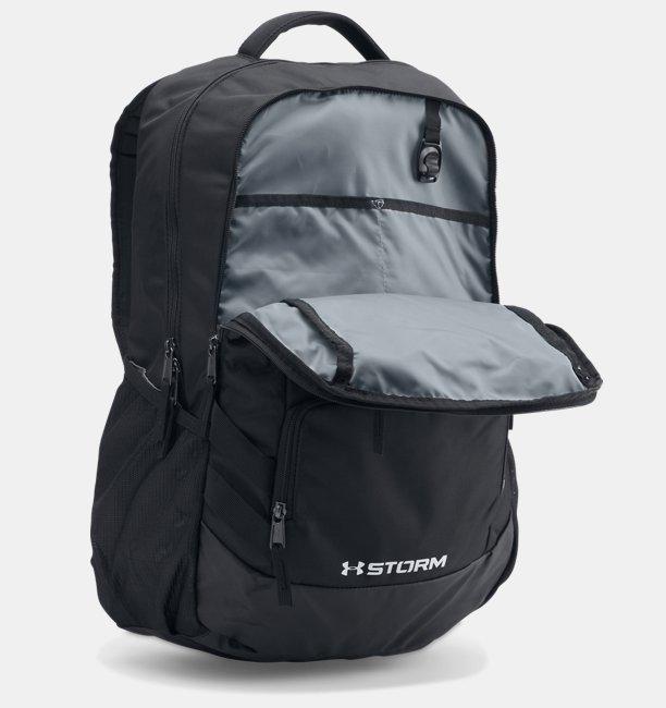 cb40fbaca41f UA Storm Hustle II Backpack