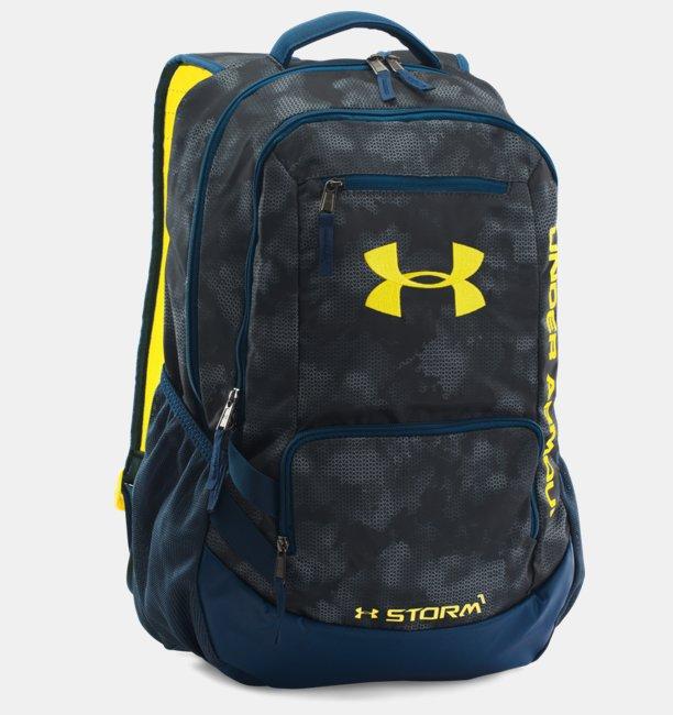 UA Storm Hustle II Backpack  39eb19284307b