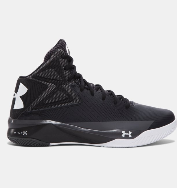 detailed look f46b0 41836 Men's UA Rocket Basketball Shoes