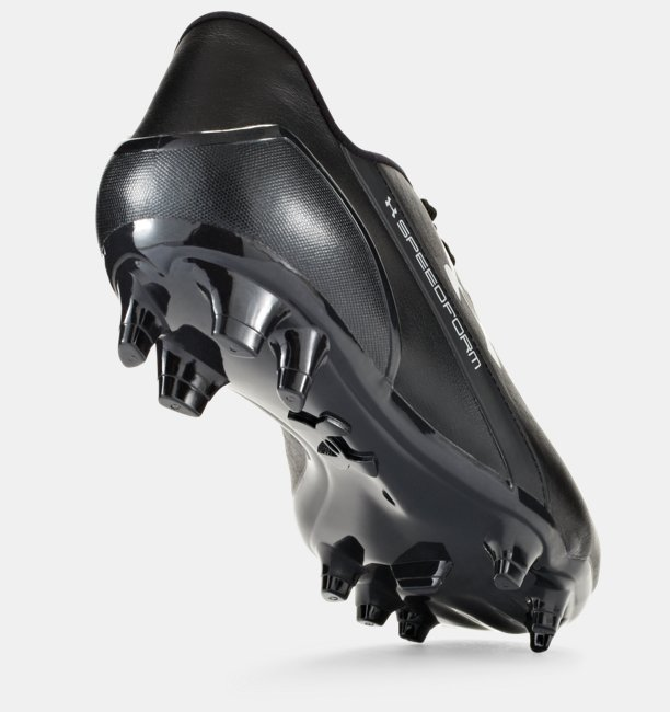 Chaussures de foot UA SpeedForm® CRM LTHR pour homme