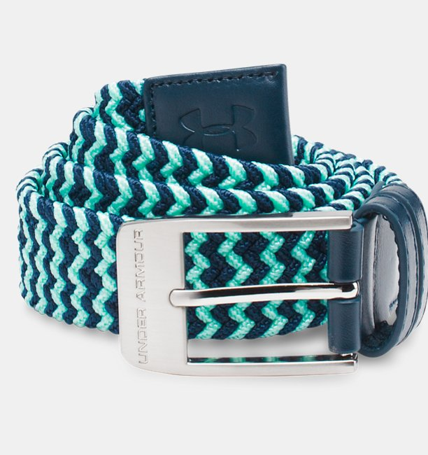 Mens UA Braided Belt