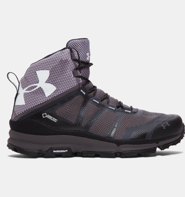 a48859de2b2 Men's UA Verge Mid GTX Hiking Boots
