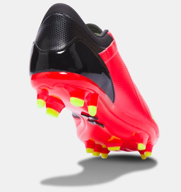Mens UA Spotlight DL FG Soccer Cleats