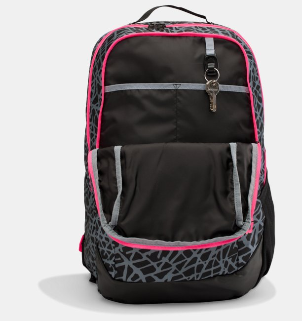 UA Hustle LDWR Backpack