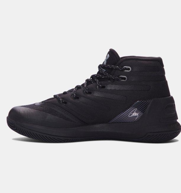 28f20c50 Boys' Grade School UA Curry 3 Basketball Shoes