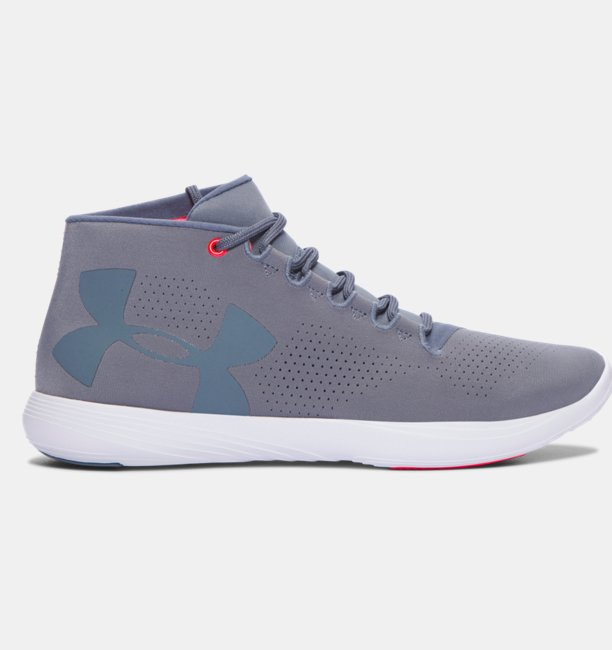 Womens UA Street Precision Mid Training Shoes