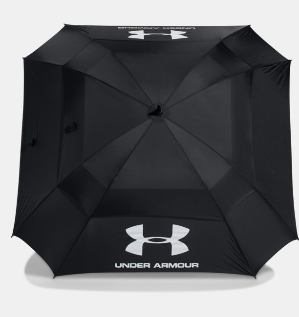 UA Golf Umbrella — Double Canopy