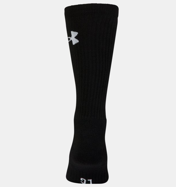 UA Performance Crew Socks – 3-Pack
