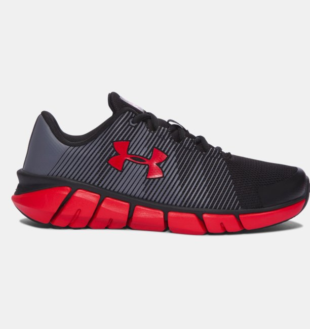 Boys' Grade School UA X Level Scramjet Running Shoes