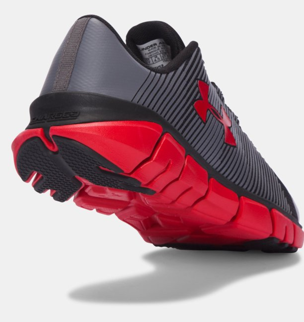 Boys Grade School UA X Level Scramjet Running Shoes