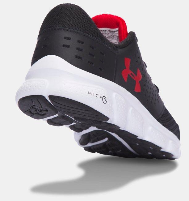 f04ef9cd Boys' Grade School UA Micro G® Rave Running Shoes