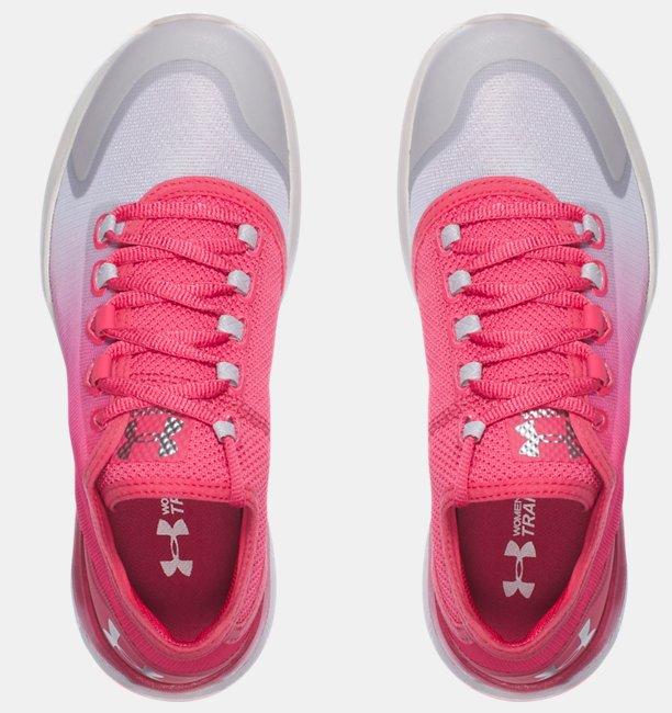 Womens UA Charged Push Training Shoes