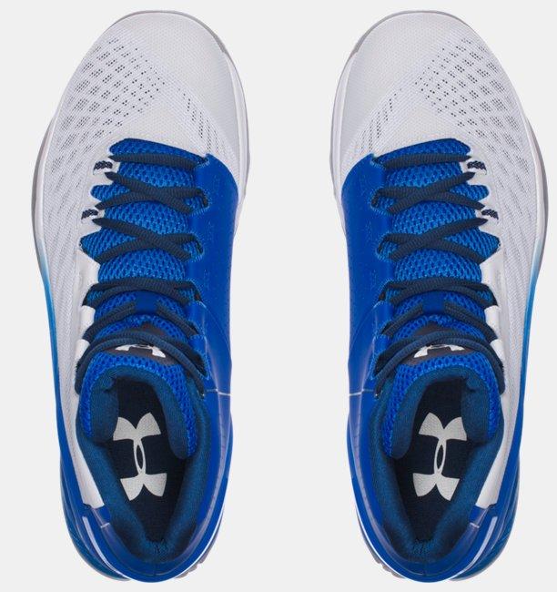 Mens UA Longshot Basketball Shoes