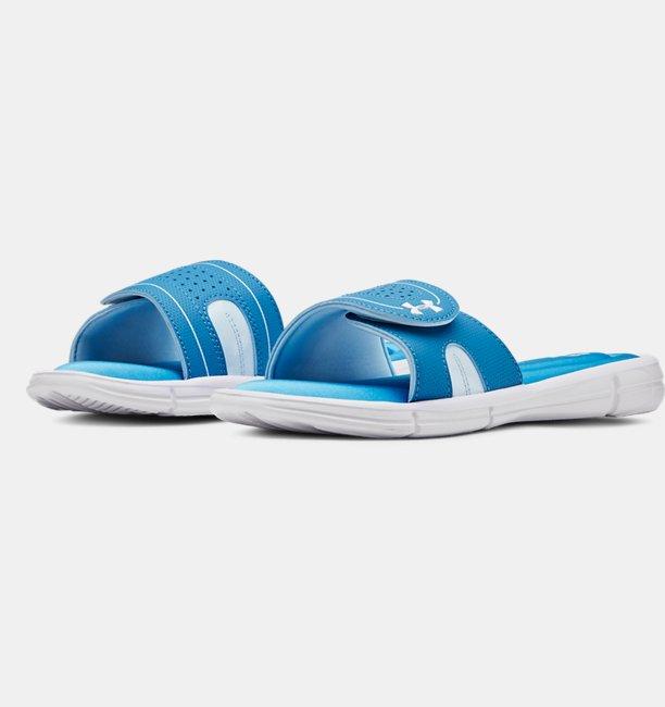 Sandal UA Ignite VIII Slides untuk Wanita