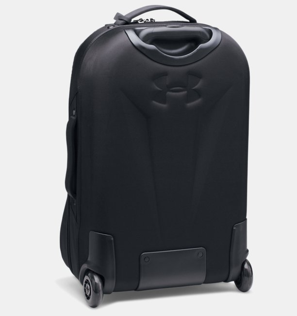 Ua Carry On Rolling Suitcase