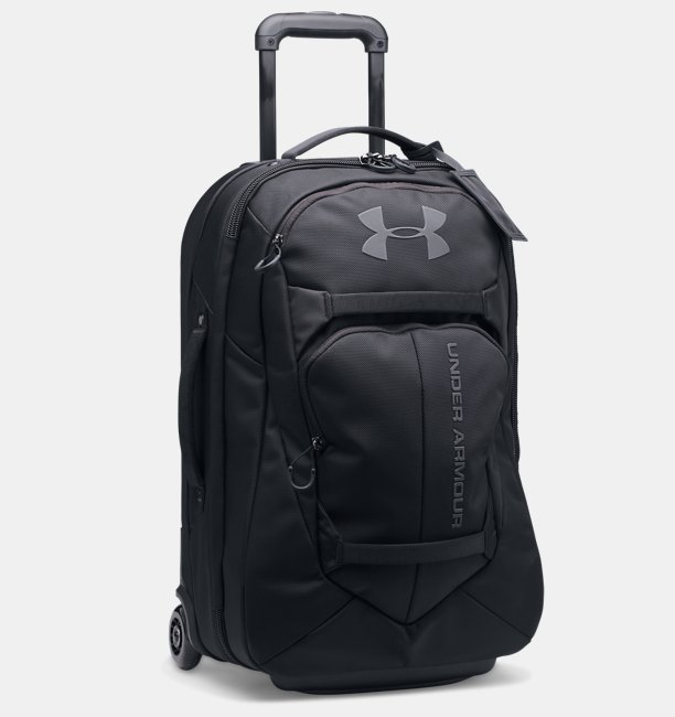 UA Carry-On Rolling Suitcase