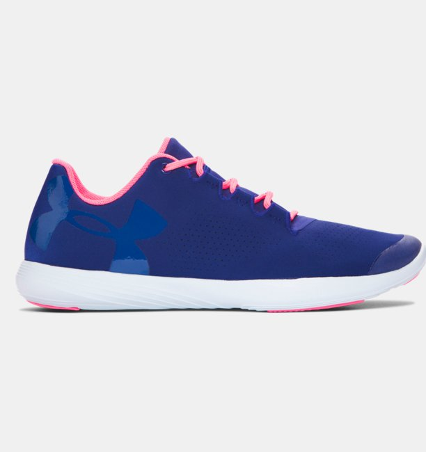 the best attitude 73c23 aa018 Girls  Primary School UA Street Precision Low Training Shoes