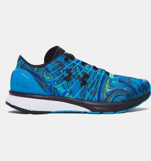 huge selection of e98c2 ba931 Men's UA Charged Bandit 2 Psychedelic Running Shoes | Under ...