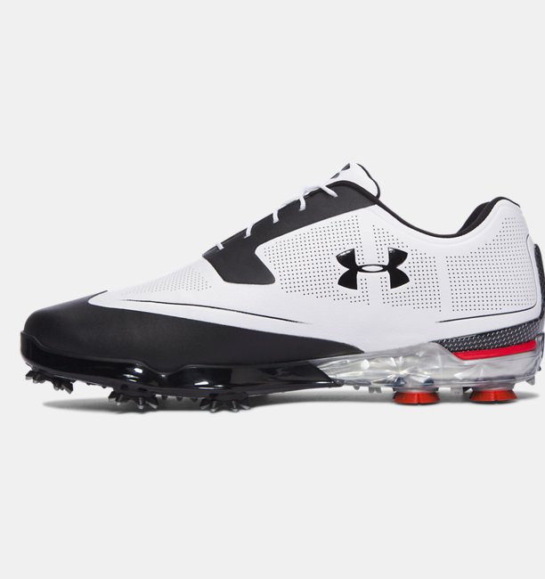 Mens UA Tour Tips Golf Shoes