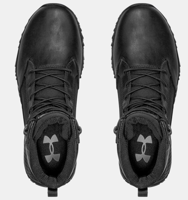 Mens UA Stellar Tactical Boots — 2E Wide