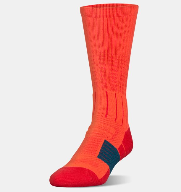 Mens UA Unrivaled Crew Socks