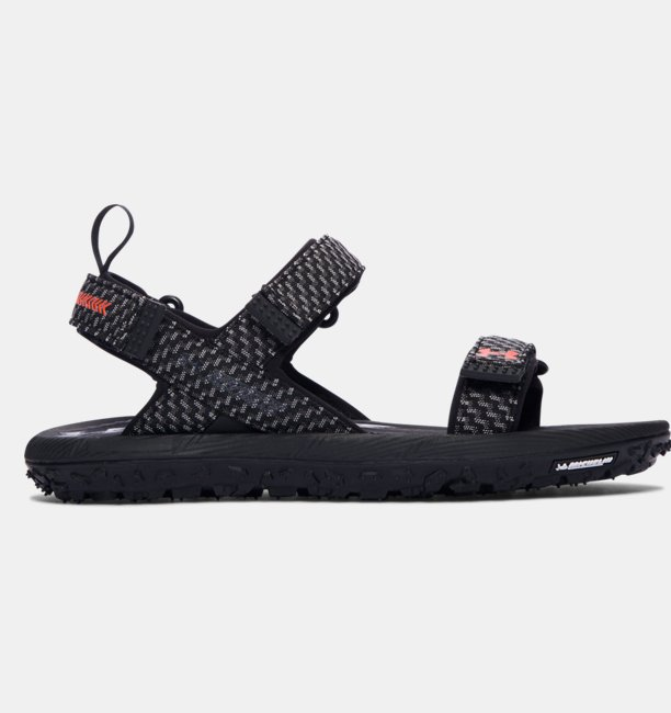 Mens UA Fat Tire Sandals