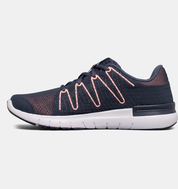 Womens UA Thrill 3 Running Shoes