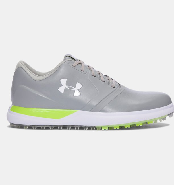 Womens UA Performance Spikeless Golf Shoes