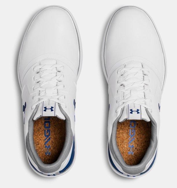 Women's UA Performance Spikeless Golf Shoes