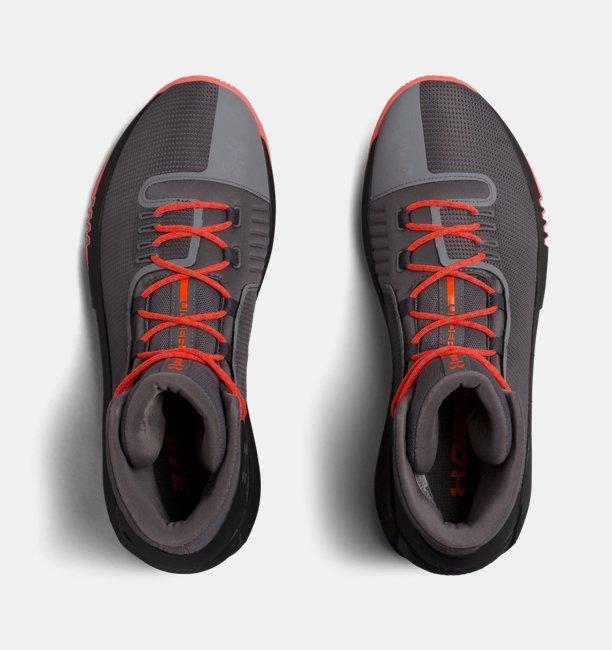 Mens UA Drive 4 Basketball Shoes