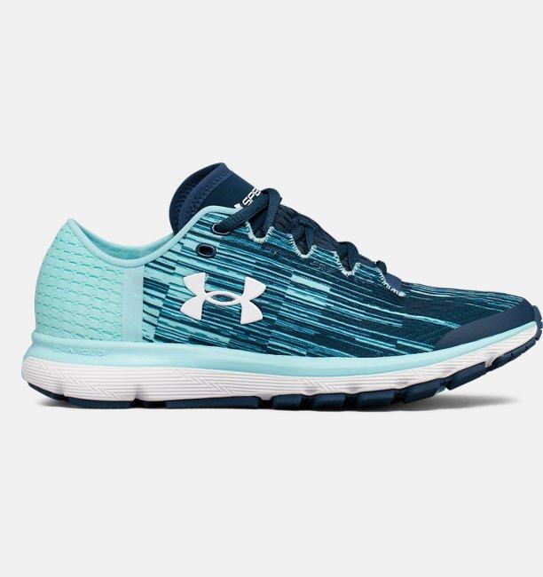 Womens UA SpeedForm® Velociti Graphic Running Shoes