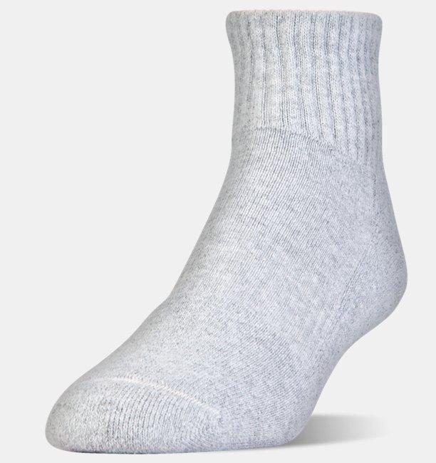 1b9ddff9d576 UA Charged Cotton® 2.0 Quarter Length Socks | Under Armour UK